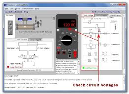 troubleshooting emergency lighting systems basic electrical troubleshooting simulator industrial electrician