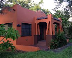 Mission Style House Spanish Mission Variations Architecture In Sarasota