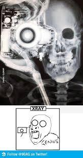Xray Meme - x ray genius meme by bajeewa memedroid