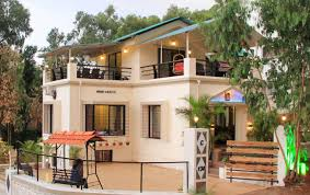 wind castle bungalow in mahabaleshwar at nandanvan colony on