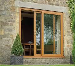 Oak Patio Doors Oak Sliding Patio Doors That Will Adorn Your Home Garden