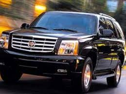 2003 cadillac escalade v 12 drive road test review