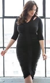 18 plus size black dresses with sleeves alexa webb