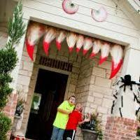 outdoor halloween decorating ideas kitchentoday ideas decorate house halloween bootsforcheaper com