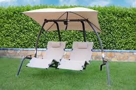 Zero Gravity Patio Chairs by New 422l Swing Zero Gravity 2 Person Swing
