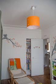 chambre bebe orange chambre bébé blanc orange vert coin fauteuil allaitement kiddies