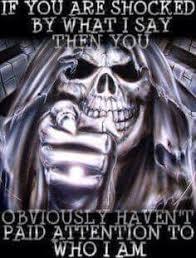 grim reaper motorcycle quotes grim reaper