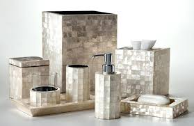 Designer Bathroom Accessories Contemporary Bathroom Accessories Sets Designer Bathroom