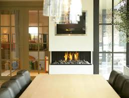 Gas And Electric Fireplaces by Electric Fireplace Bioethanol Gas Contemporary 572 Modus
