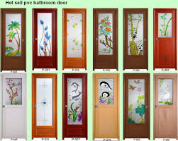 bathroom doors design houseofflowers with photo of contemporary