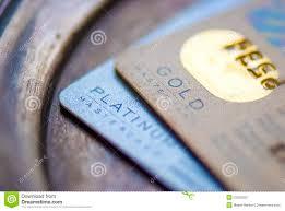 mastercard gold platinum credit card editorial image image