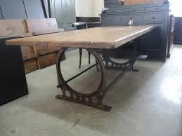 meuble cuisine industriel table de cuisine industriel atelier meuble rustique