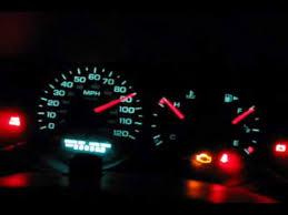 2002 dodge neon check engine light dodge neon gauge sweep test instrument panel test really cool