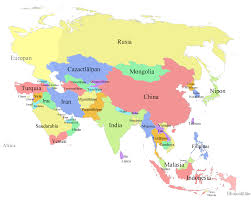 Asia Maps by Http Www Bing Com Images Search Q U003dasia Asia 300 Pinterest Asia