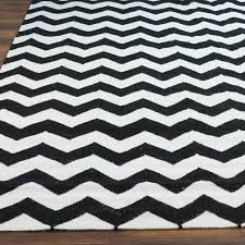 Large Chevron Rug Chevron Rug Black And White Roselawnlutheran