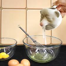 Kitchen Gadget Ideas Amazon Com Bogeyman Egg Separator Kitchen U0026 Dining