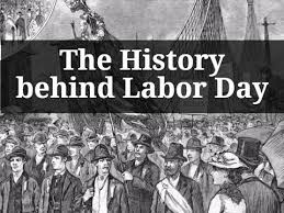 the history labor day