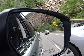 Blind Corner Mirror Family Road Trip In The 2013 Mazda Cx 9