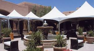 tent rental for wedding santa fe party rentals weddings events corporate more