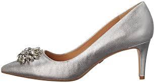 High Camp Gardenias by Amazon Com Badgley Mischka Women U0027s Gardenia Ii Dress Pump Shoes