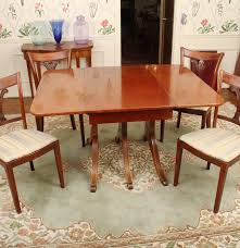 Duncan Phyfe Dining Table Worth by Great Duncan Phyfe Dining Room Table And Chairs 69 On Dining Table