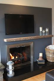 image result for off center fireplace and tv family room
