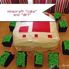 diy minecraft birthday party oh rheally