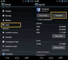 uninstall app android how to install home on android 4 0 or higher