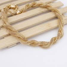 chunky statement chain necklace images Dazzling yang 39 s romantic vintage gold plated 4pcs chunky statement jpg