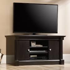 Tv Set Furniture Sauder Palladia 47 In Tv Stand Wind Oak Walmart Com