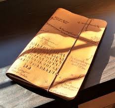 The Hobbit Map Laser Engraved Journal Of Thorin U0027s Map From The Hobbit Album On