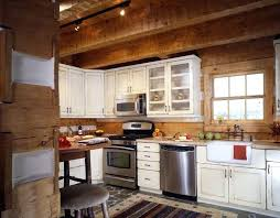 cabin kitchens ideas log home kitchens wonderful cabin kitchen ideas kitchen log cabin