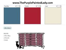 the purple painted lady milk paint mixer the purple painted lady