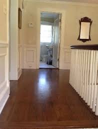 red oak with warm walnut stain traditional wood flooring