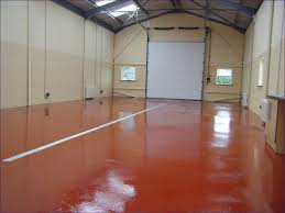Painted Concrete Basement Floor by Architecture Garage Floor Paint At Lowes Lowes Porch And Floor