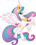 Image - Canterlot Castle Princess Celestia 2.png - My Little Pony ...