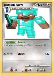 diamond steve pokémon diamond steve 19 19 armor my card