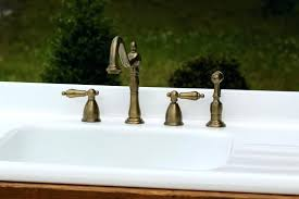 Pull Down Faucet Parts Kingston Kitchen Faucet Reviews Brass Installation Pull Down