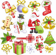 christmas decorations images christmas decorations 2 vector free vector 4vector