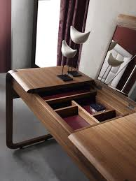 Folding Vanity Table Square Shape Mirror Makeup Table Target Shape Three Fing