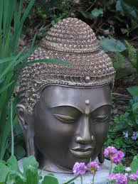 garden buddha statue decorating outdoor spaces with buddha statues