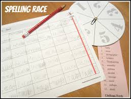 thanksgiving games printable relentlessly fun deceptively educational spelling race