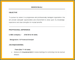 resume exles objectives writing an objective for resume writing a resume objective for