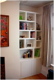 corner cabinet bookcase zig zag bookshelf diy impressive zig zag free standing zig zag