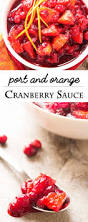 cranberry sauce thanksgiving recipe cranberry sauce with port and oranges just a little bit of bacon