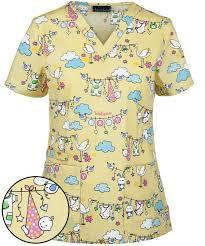 thanksgiving scrub top nursing animal print scrubs veterinarian print scrub tops more