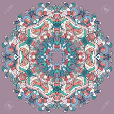 circle lace organic ornament ornamental doily