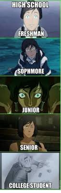 High School Freshman Memes - high school freshman csophmore junior senior collegestudent meme