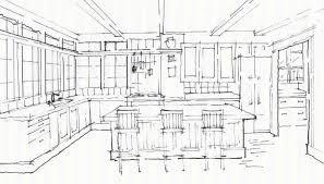 Kitchen Design Sketch Kitchen Design Sketch Kitchen Design Sketch Interior Home Design