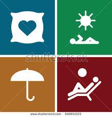 Comfort Icon Comfort Icons Set Set 9 Comfort Stock Vector 629649014 Shutterstock